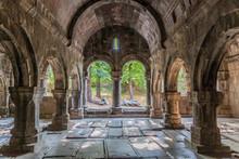 Interior Of Sanahin Monastery In Armenia