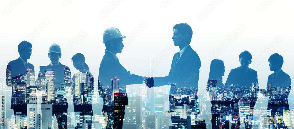 Fototapeta ビジネスと産業