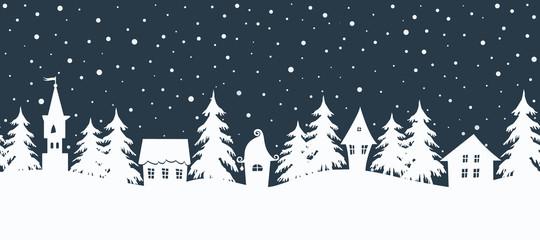 Christmas background. Fairy...