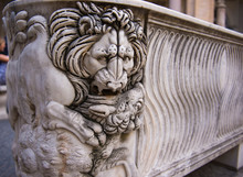Antique Bath Carving On Stone ...