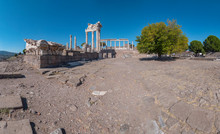 Ancient Ruins Of Acropolis Of ...