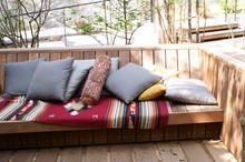 Relaxing Outdoor Garden Terrac...