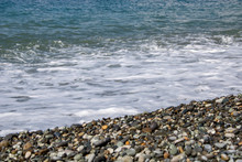 The Black Sea And Part Of Soch...