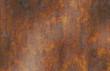 rusty oxidized eroded metal