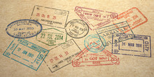 Background From Different Visa...