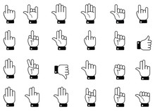Hand Gestures And Sign Languag...