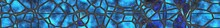 Abstract Stained Glass- Metal ...