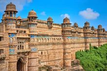 Gwalior Fort Madhya Pradesh In...