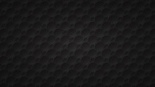 Abstract Dark Background Of Bl...