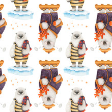Polar Bear Christmas Story For...