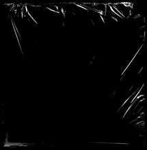 Plastic Wrap Texture Overlay