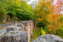 The Stone Walls Of Cliffside B...