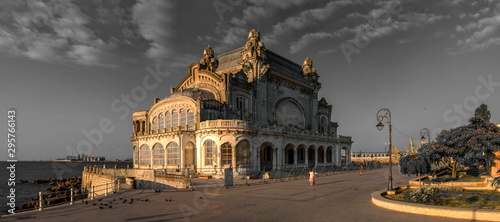 Photo The Old Casino in Constanta, Romania