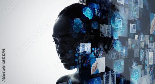 Obraz 医療技術 - fototapety do salonu