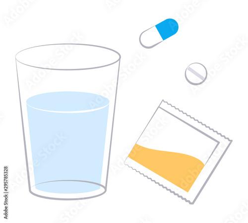Carta da parati 薬