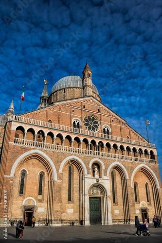 basilica di sant antonio in padua, italien