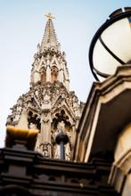 The Eleanor Cross In London - London, UK
