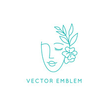 Vector Abstract Logo Design Te...