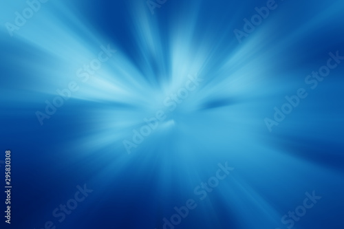 Photo blue line motion background / dark blue gradient abstract background