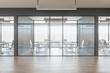 Leinwanddruck Bild - Contemporary office interior