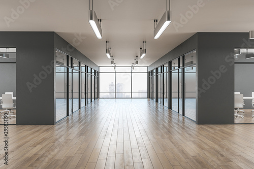 Obraz Modern office interior - fototapety do salonu