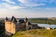 Leinwanddruck Bild - Medieval fortress, West Ukraine, Khotyn