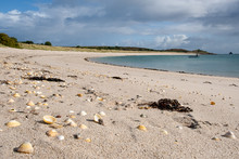 Par Beach St Martins Isles Of Scilly Cornwall England Uk