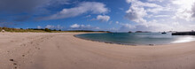 Par Beach Isles Of Scilly UK St Martins