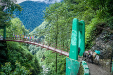 The Bridge Over Pha Khola, Sik...