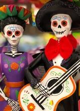 Dia De Los Muertos - Day Of The Dead Figurines