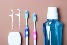 Flat Composition For Oral Care...