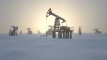 Oil Pumps On Far North