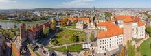 Wawel Royal Castle - Krakow, P...