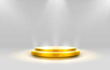Golden Winners Podium For Busi...