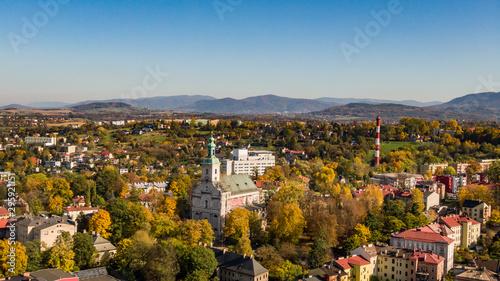 Obraz Polski Cieszyn- Miasto graniczne - fototapety do salonu