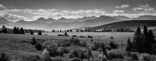 Misty Tatra Mountains - Black ...
