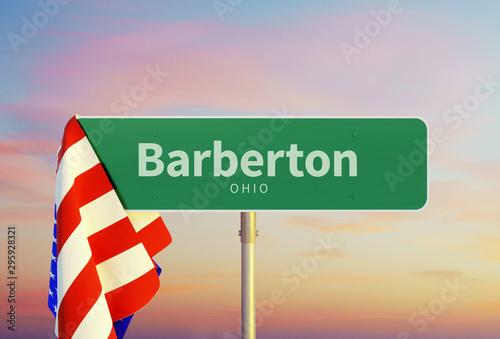 Barberton – Ohio Wallpaper Mural