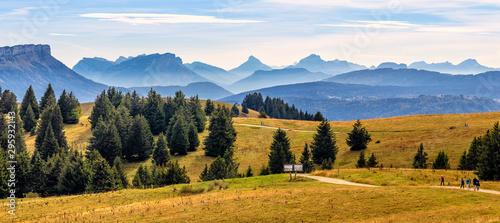 Photo Panorama Semnoz Annecy Automn