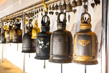 Ritual Bells Of Different Size...