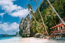 Philippines Scenic, Palawan - ...