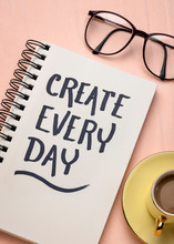 Create Every Day Inspirational...