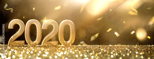 Fotografía  Happy New Year 2020