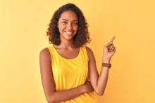 Young Brazilian Woman Wearing ...