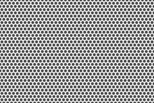 Gray Point Pattern, Vector Ill...