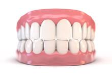 Fake Teeth Set