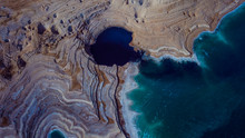 Aerial View To The Colorful Se...