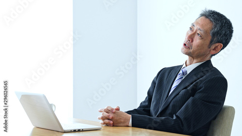 Fotografie, Obraz 説教する上司