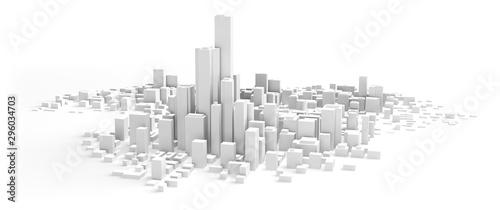 都市のイメージ - 296034703