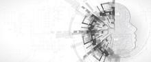 Conceptual Technology Illustra...