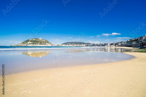 Tela San Sebastian - Donostia in Basque Country